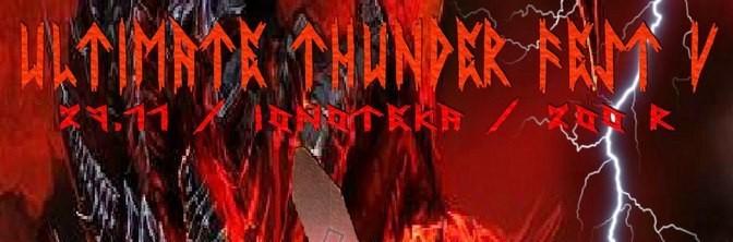 Ultimate Thunder Fest 5