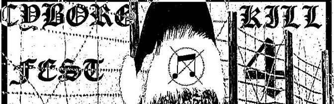 CYBORG KILL-4 / Ионотека /08.12.18